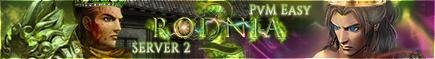 Rodnia2 - New Server - Ascension
